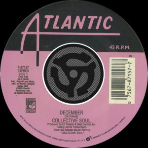 December - Collective Soul