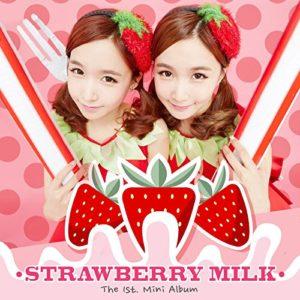 Ok - Crayon Pop - Strawberry Milk