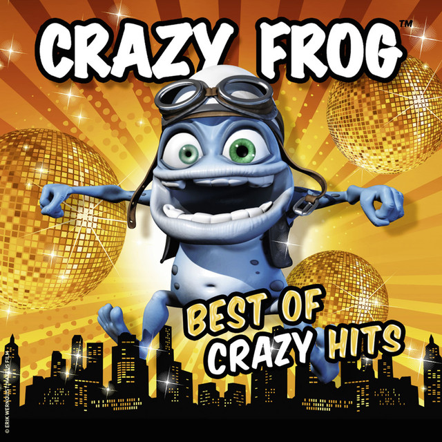 Daddy DJ - Crazy Frog