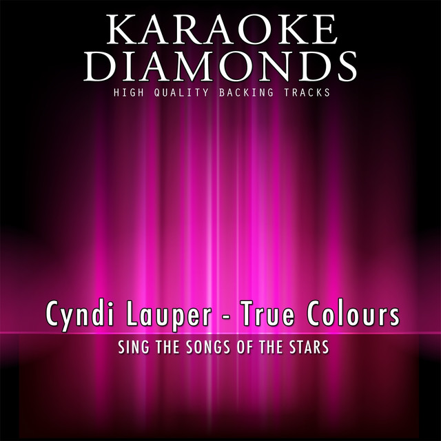 True Colours - Cyndi Lauper