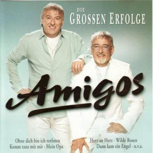 Ich geh für dich durchs Feuer - Amigos