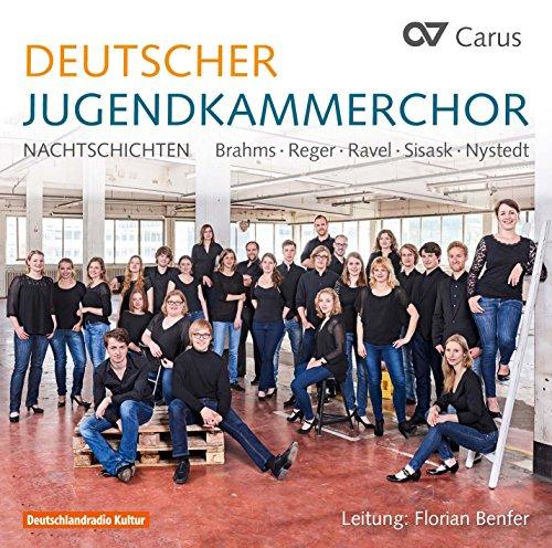 5 Gesange, Op. 104: No. 1. Nachtwache I - Anton Webern Choir of Freiburg & Hans Michael Beuerle
