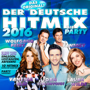 Hitmix 2016 - Andreas Martin