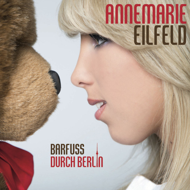 Barfuß durch Berlin - Annemarie Eilfeld