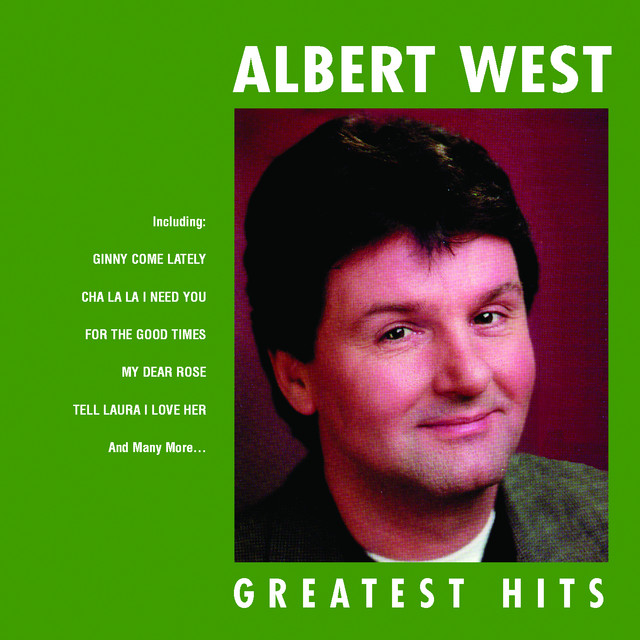 Ginny Come Lately - Albert West