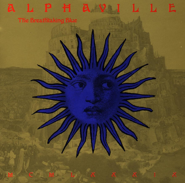 She Fades Away - Alphaville