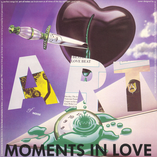 Moments In Love - Art of Noise