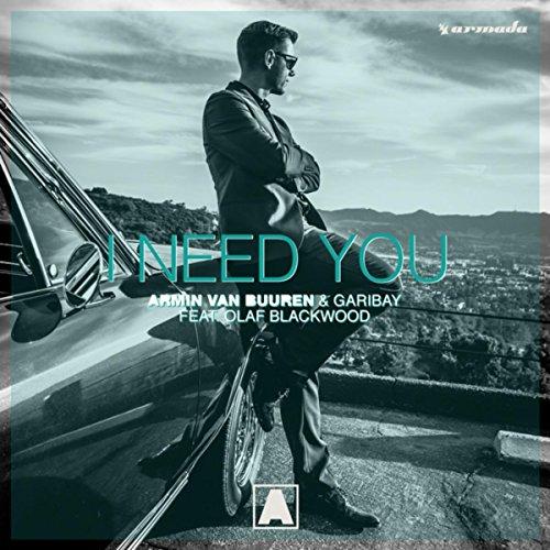 I Need You (feat. Olaf Blackwood) - Armin van Buuren & Garibay
