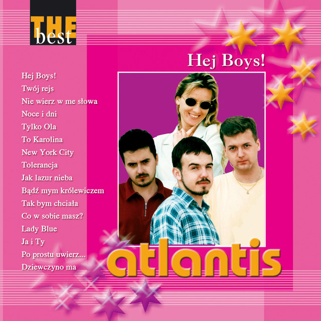 The Boys - Atlantis