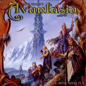The Seven Angels - Avantasia