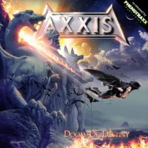 The Fire Still Burns - Axxis