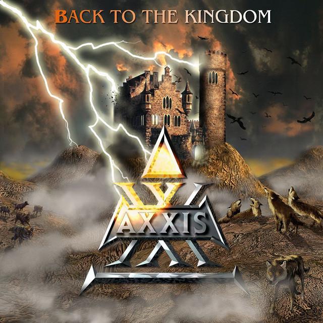 Heaven In Black - Axxis