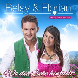I druck di ganz liab mit an Busserl - Belsy & Florian