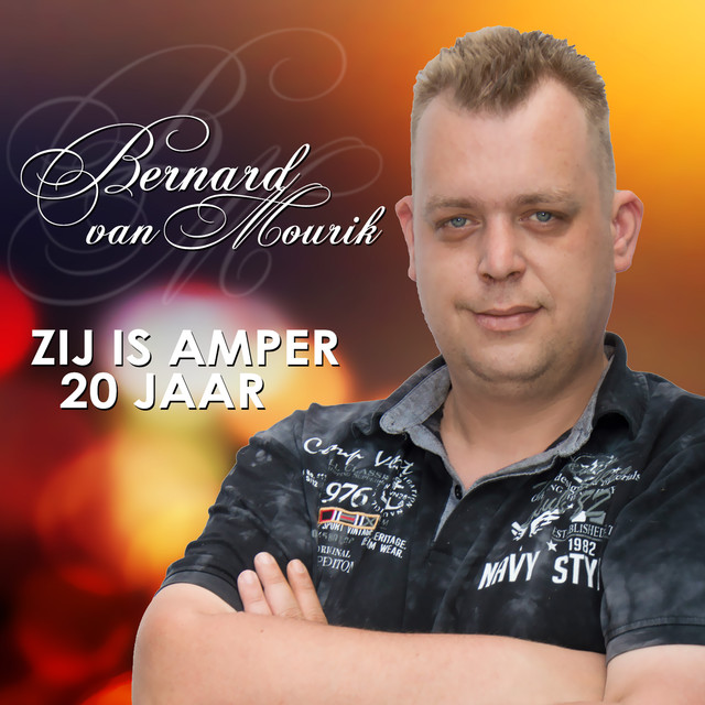 Zij Is Amper 20 Jaar - Bernard van Mourik