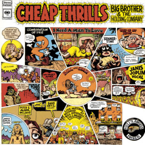 Piece of My Heart - Big Brother & The Holding Company