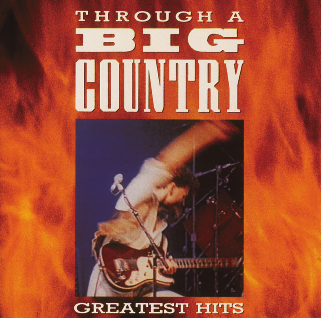 Look Away - Big Country