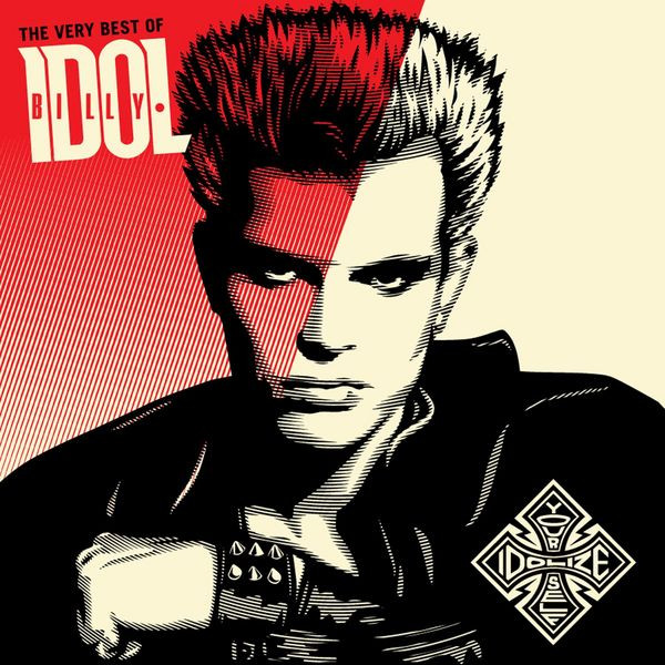 Flesh for Fantasy - Billy Idol