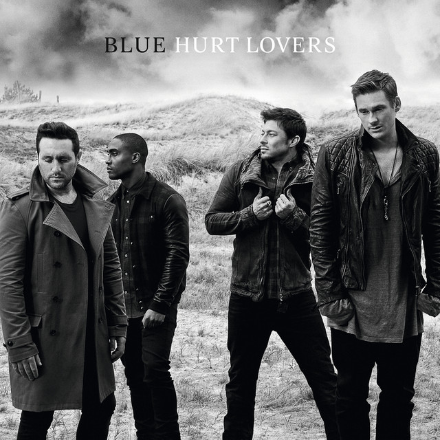 Hurt Lovers - Blue