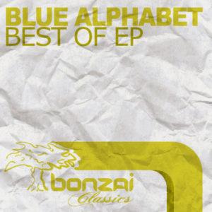 Cybertrance - Blue Alphabet