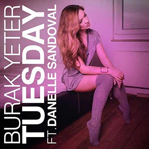 Tuesday (feat. Danelle Sandoval) [Harmo & Vibes Remix] - Burak Yeter