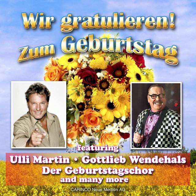 Du hast Geburtstag - Gottlieb Wendehals