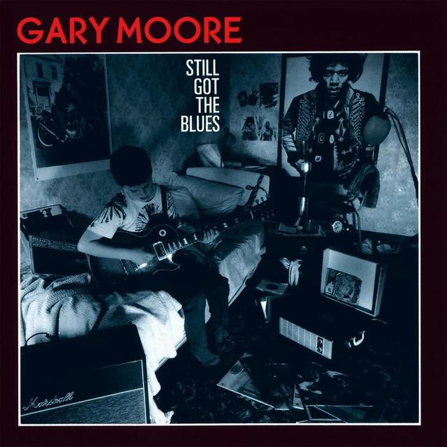 Walking By Myself - Gary Moore