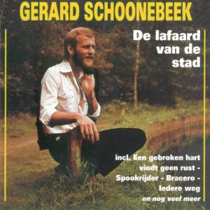De lafaard van de stad - Gerard Schoonebeek