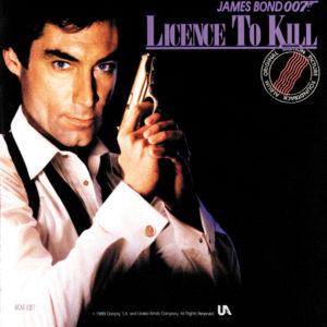 Licence to Kill - Gladys Knight