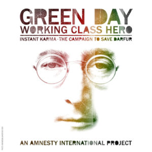 Working Class Hero - Green Day
