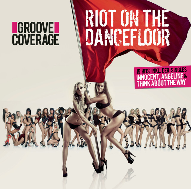 Angeline - Groove Coverage