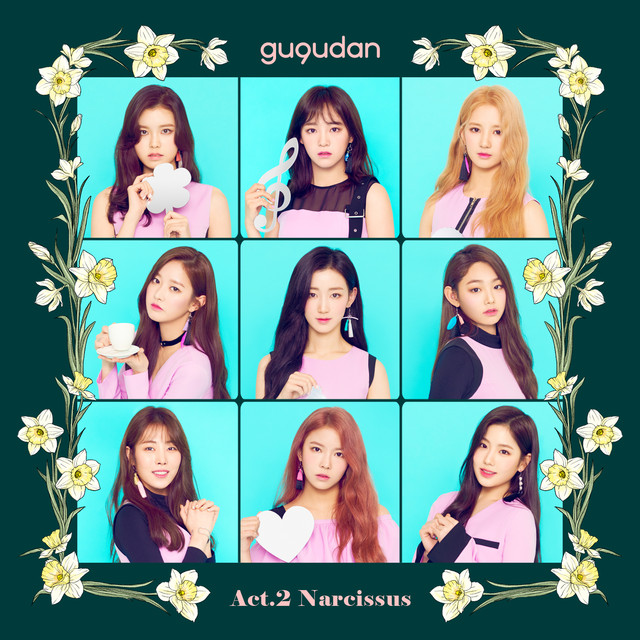 A Girl Like Me - gugudan