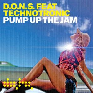 Pump Up the Jam - D.O.N.S. & Technotronic