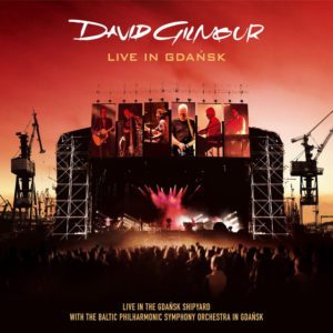 Red Sky at Night - David Gilmour