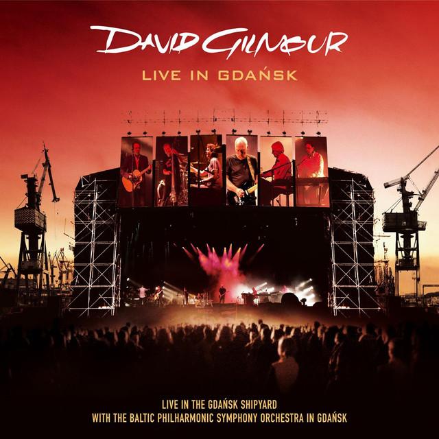 Red Sky at Night - David Gilmour