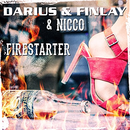 Firestarter (Club Mix) - Darius & Finlay & Nicco