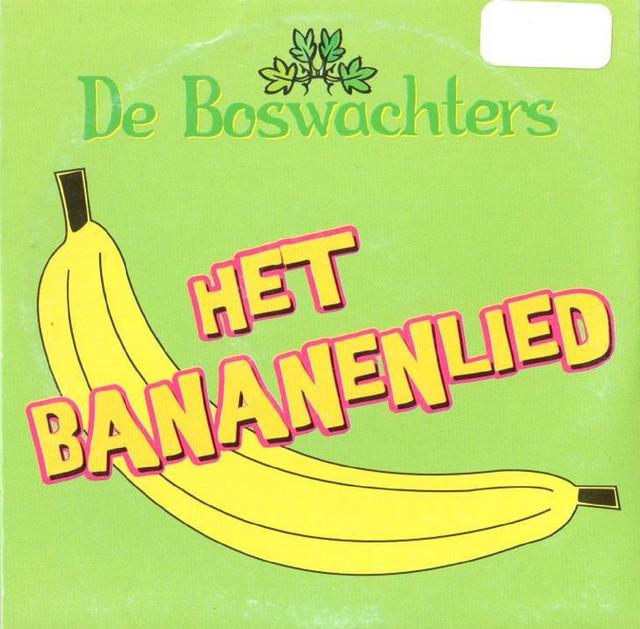 Het Bananenlied - De Boswachters