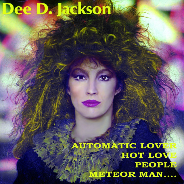 Automatic Lover - Dee D Jackson