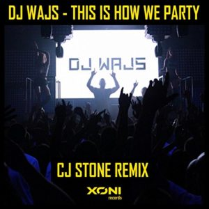 This Is How We Party (CJ Stone Extended Remix) - DJ Wajs