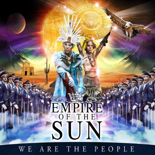 We Are the People (Burns Remix) - Empire of the Sun