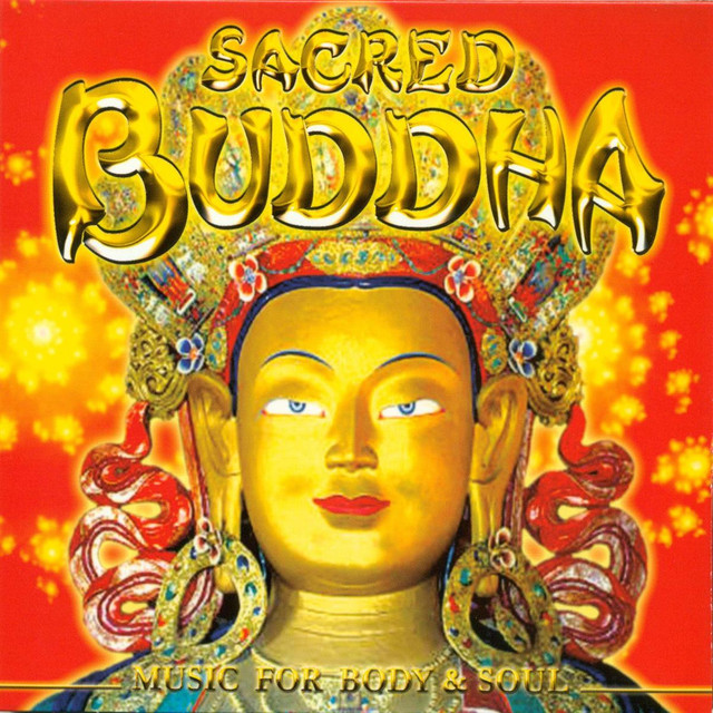 Sacred Buddha 1 - Edding Jonathan