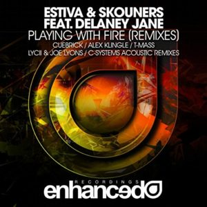 Playing With Fire (feat. Delaney Jane) [C-Systems Acoustic Rework] - Estiva & Skouners