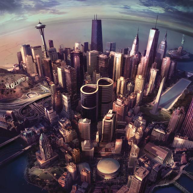 Congregation - Foo Fighters