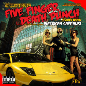 Coming Down - Five Finger Death Punch