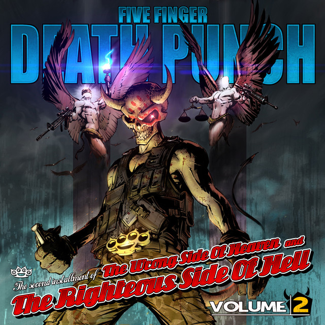 House of the Rising Sun - Five Finger Death Punch