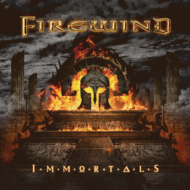 Lady of 1000 Sorrows - Firewind