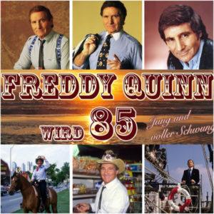 Auf der Reeperbahn nachts um halb eins - Freddy Quinn
