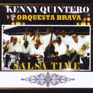 Salsa Time - Kenny Quintero