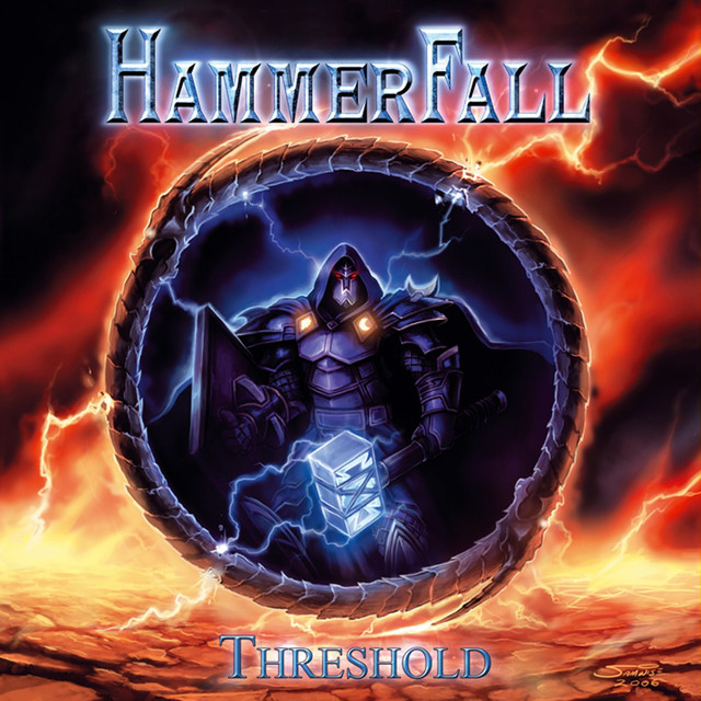 Rebel Inside - HammerFall