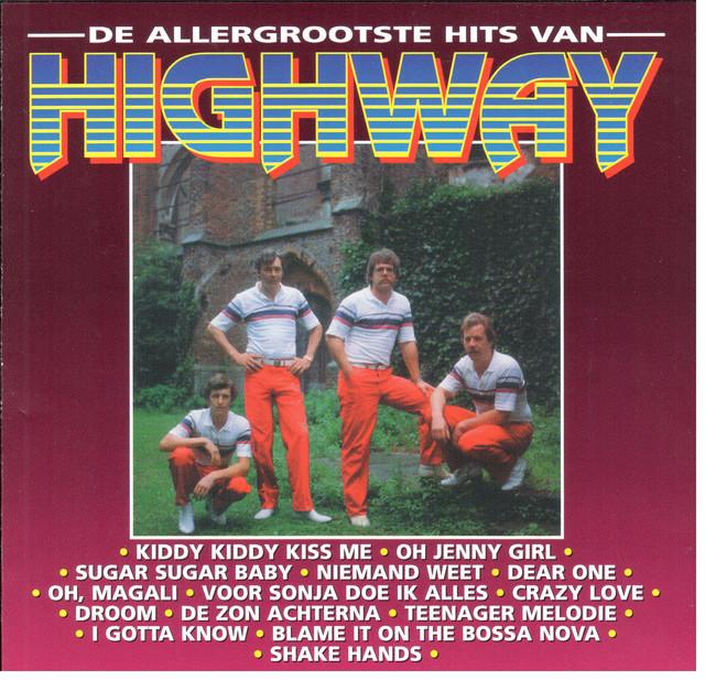Kiddy Kiddy Kiss Me - Highway
