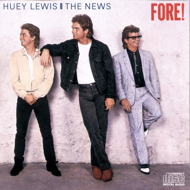 Stuck With You - Huey Lewis & The News